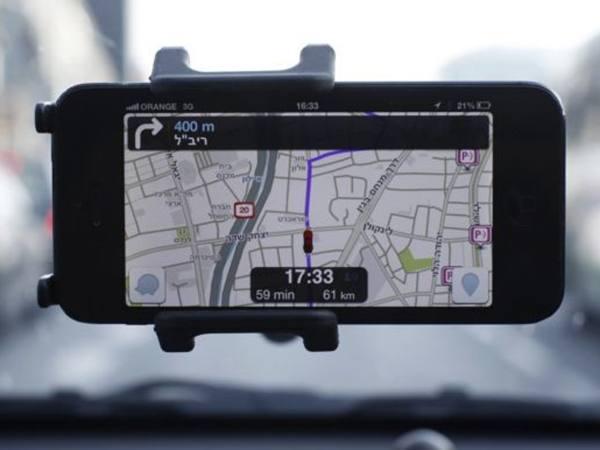 Waze GPS