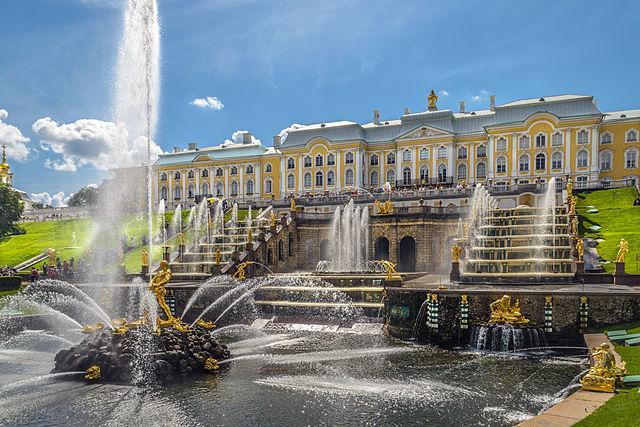 Grande Cascade Peterhof