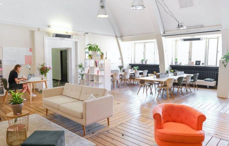 espace de coworking gratuit