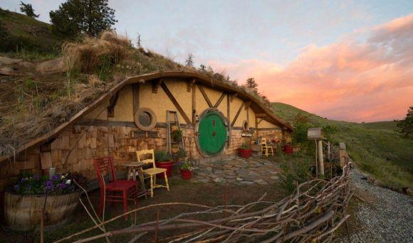 maison hobbit dakota